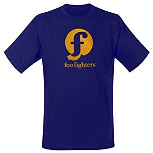 Foo Fighters - T-Shirt Circle F (in XL)