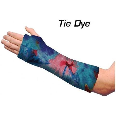 Cubre-escayolas brazo corto - Tie-dye (Infantil P/M)