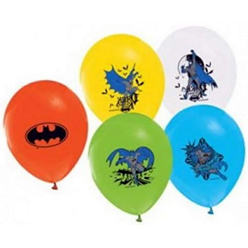 Batman Party Ballons,8 Stk