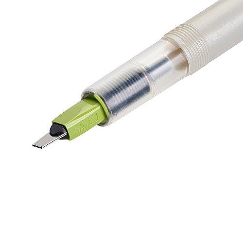 & PILOT Kalligrafie-Füllhalter Parallel Pen, grün lista dei prezzi