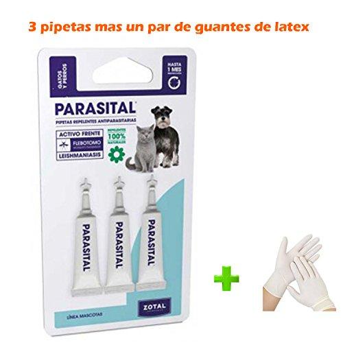 Kanxeto Pipetas Perros y Gatos hasta 10 kg. (+ 1 par de...