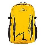 La Sportiva Laspo Kid Backpack - Zaini Unisex Adulto, Giallo (Yellow), 24x36x45 cm (W x H L)