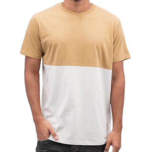 Just Rhyse Herren Oberteile / T-Shirt Elk Khaki
