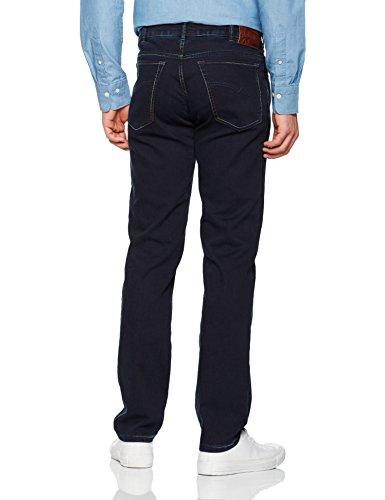 Meyer Arizona, Jean Coupe Droite Homme Blau (Blue-Blue 19)