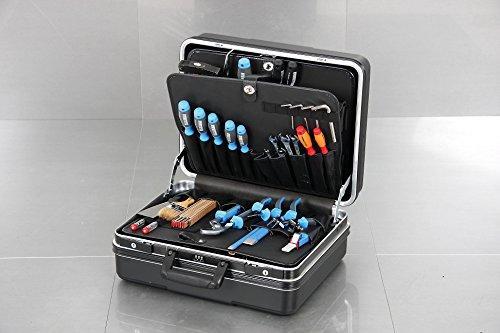 Preisvergleich Produktbild Werkzeugkoffer ABS Schalenkoffer FUTURE XL