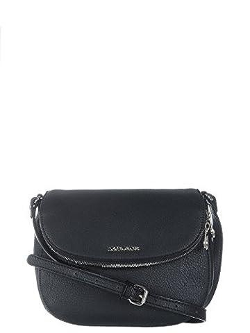 Tasche, über die Schulter zu tragen David Jones 5505-1, Schwarz