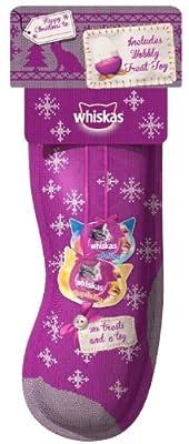 Whiskas Christmas Cat Stocking Treats