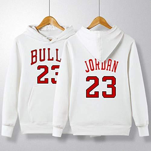 Otoño camiseta baloncesto Chicago Bulls Michael Jordan