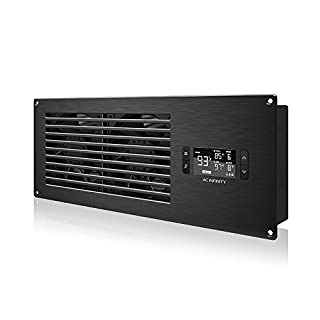 AC Infinity AIRFRAME T7-N Black, High-Airflow Cooling Fan System 16
