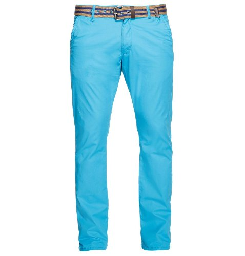 s.Oliver 13.402.73.1335 - Pantalon - Relaxed - Homme Bleu - Blau