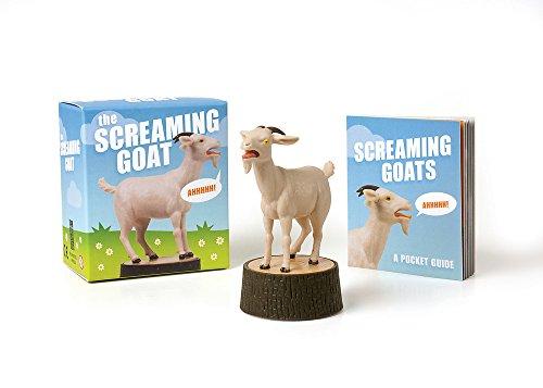 The Screaming Goat por Running Press