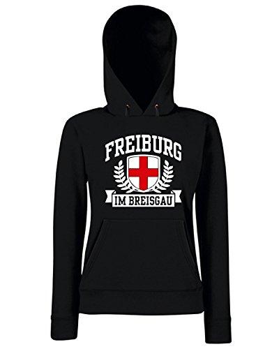 T-Shirtshock - Sweats a capuche Femme TSTEM0168 freiburg im breisgau Noir