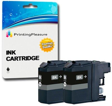 Preisvergleich Produktbild 2 SCHWARZ Druckerpatronen für Brother MFC-J5330DW, MFC-J5335DW, MFC-J5730DW, MFC-J5930DW, MFC-J6530DW, MFC-J6930DW, MFC-J6935DW | kompatibel zu Brother LC-3219XL BK
