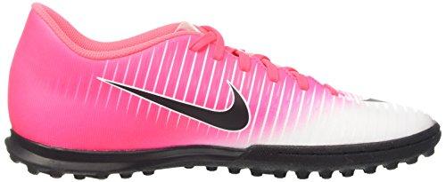 Nike air jordan 1 phat Rose (Racer Pink/black/white)