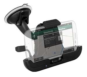 iBOLT Samsung Galaxy S3 (i9300) aktive KFZ Design-Halterung mit AUDIO Streaming (keine 4.1.X Jelly Bean Unterstützung)