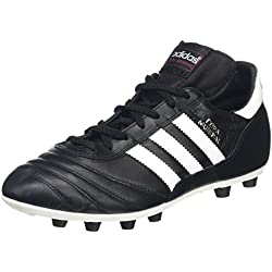 adidas - Copa Mundial, Scarpe da calcio da uomo, Nero (Black/Running White Ftw), 43 1/3