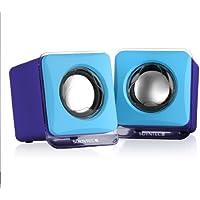 SOYNTEC Lautsprecher Voizze 150 Blue Sky 3D Stereo Sound USB