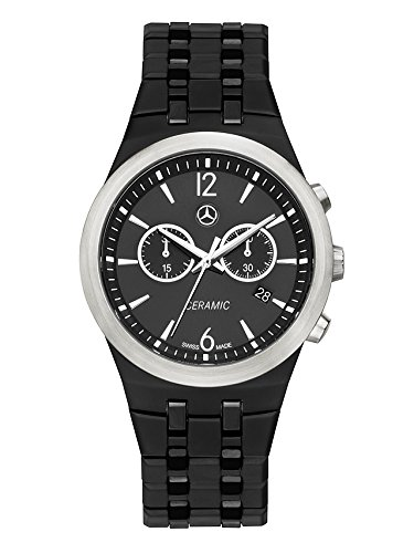 Mercedes Benz Watch Ceramic Stainless Steel