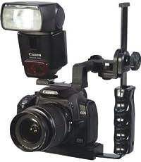 SHOPEE BRANDED New Camera Adjustable Flash Flip Bracket for SLR DSLR Photograghy Nikon Pentax