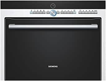 Siemens HB86P272 - Siemens HB86P672 - Four combiné - intégré(e) - 60 cm - avec système auto-nettoyant - noir