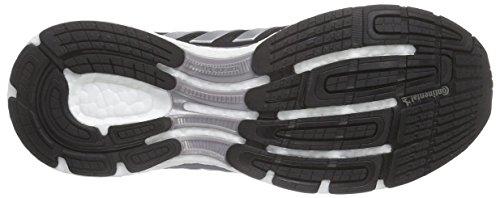 adidas Supernova Glide 8, Chaussures de Course Homme cblack-silvmt-onix