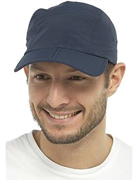 Tom Franks - Gorra ligera con visera plegable