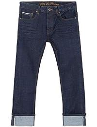 King Kerosin Workwear Pant Black Rockabilly Hose robuste Work Pant