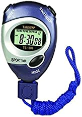 Kidsgenie Digital Stopwatch and Alarm Timer for Sports/Study / Exam