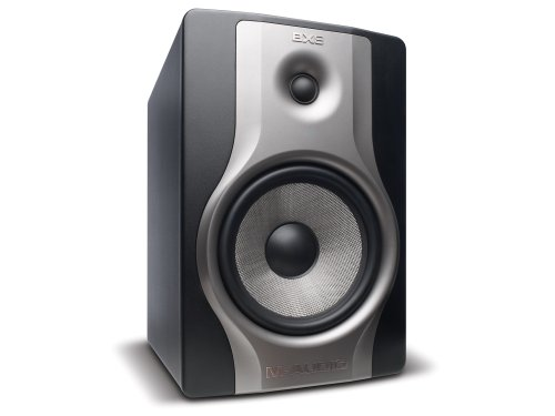 M-Audio BX8 Carbon, Studio Monitor Attivo Biamplificato Ottimo per Produzione Multimediale, 130W, Singolo