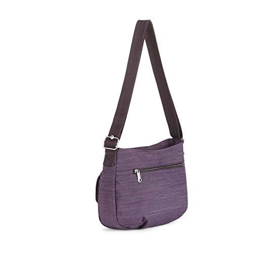 KiplingSYRO BASIC PLUS - Borse a Tracolla Donna dazz purple Envío Bajo Venta En Línea De Pago Aclaramiento Auténtica De Italia Para La Venta omg1kNWCE3