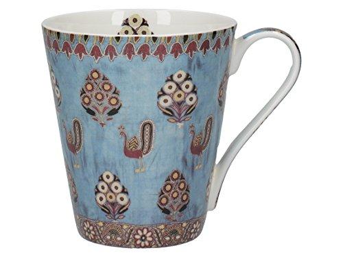Creative Tops Mug en porcelaine anglaise Gujarat V & A en porcelaine fine dans une boîte cadeau