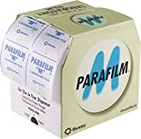 Heathrow Scientific HD234526B - Pellicola sigillante parafilm, a prova di muffa, 100 mm x 38 m, 132 mm (larghezza) x 135 mm (altezza) x 112 mm (profondità)