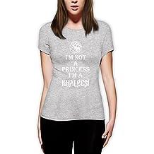 I'm Not A Princess I'm A Khaleesi Damen T-Shirt Slim Fit