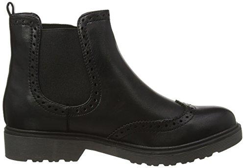 Dockers Di Gerli 37ke203-610100 Damen Combat Boots Schwarz (schwarz 100)