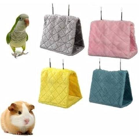 L Size Bird Criceto Hanging letto gabbia