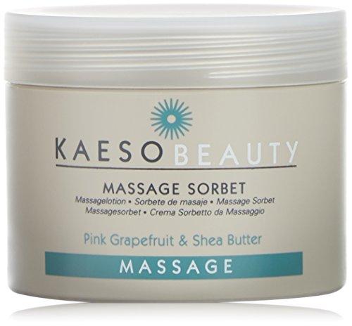 Kaeso Beauty Massage Sorbet Pink Grapefruit & Shea Butter 450ml