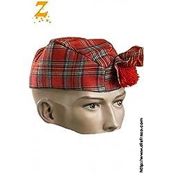 Gorro Escocés Pompón