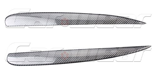 Per 00-09Honda S2000AP1AP2sport vera fibra di carbonio faro sopracciglia palpebre - Fibra Di Carbonio S2000