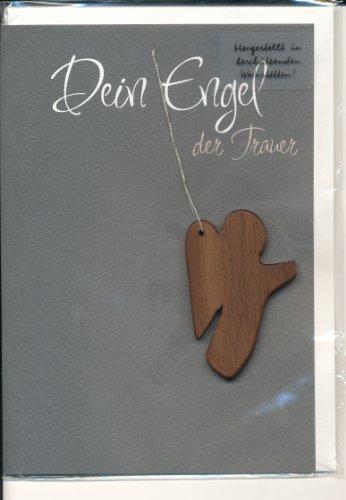 Persönliche Trauerkarte Beileidskarte