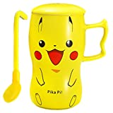 Best Drinking Cups - BonZeal Pikachu Cartoon Coffee Mug Ceramic Yellow Drinking Review