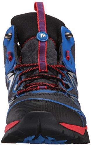 Merrell Capra Bolt Mid avvio escursioni impermeabile Blue