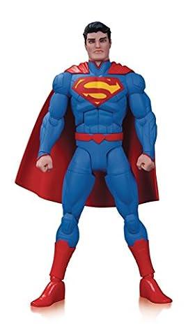 DC Comics Superman Designer Series Action Figurine By Greg Capullo