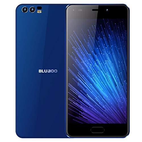 QUICKLYLY Smartphone/Telefono MovilTeléfono móvil con cámara Dual BLUBOO D2...