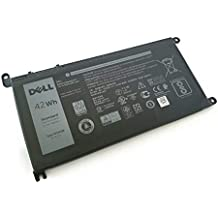 DELL Original 42Wh 11.1V 3500mAh 3 Cell Laptop Battery Inspiron 13 5368 5378 15 5565 5567