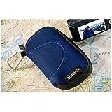 Vantage NC 2 Pochette pour appareil photo en néoprène 120 x 70 x 35 mm (Bleu)