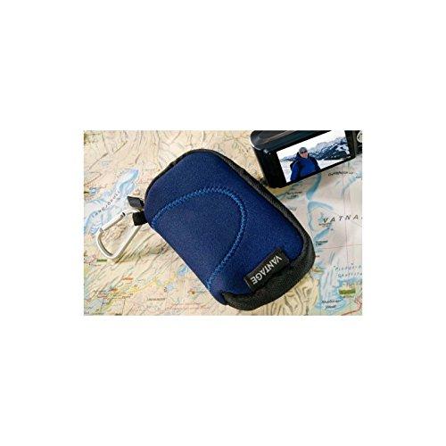 Vantage NC 2 Ultrasoftes Neoprene Kamera Etui (120 x 70 x 35 mm) blau
