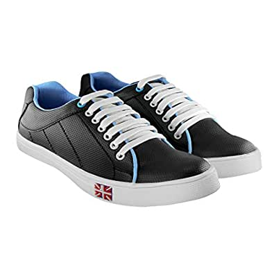 Blinder Men's Synthetic Sneaker