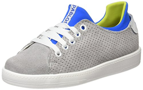 Pablosky 261257, Chaussures Fille Gris