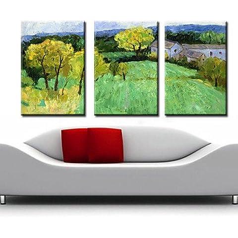 OFLADYH ® arazzi paesaggio / floreale&botanici / ancora vita moderna