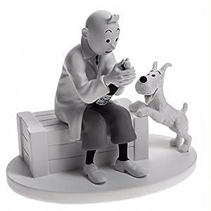 Figura de colección Tintín y Milú presos Hors-Série N°9 42176 (2016) 4